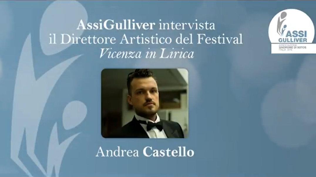 ASSI Gulliver intervista il Direttore Artistico del Festival Vicenza in Lirica