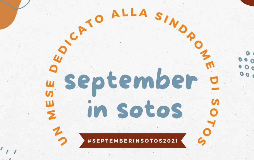 September in Sotos – Malattie rare: percorsi, esperienze, connessioni