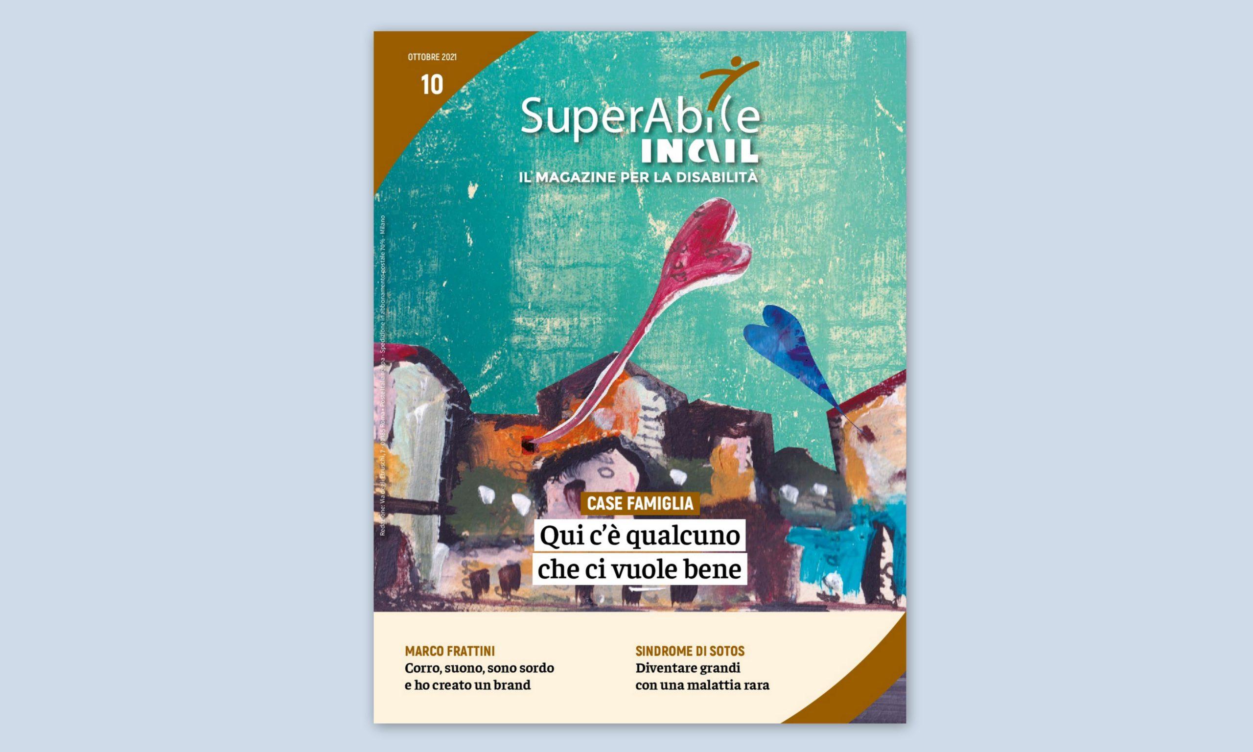 Articolo sulla Sindrome di Sotos su SuperAbile Magazine